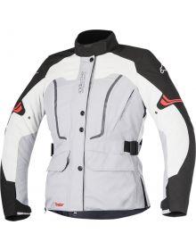 Alpinestars Stella Vence Womens Jacket Gray/Black