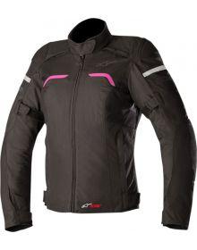 Alpinestars Stella Hyper Womens Jacket Black/Fuchsia