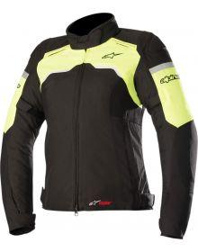 Alpinestars Stella Hyper Womens Jacket Black/Yellow Fluo