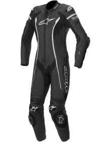 Alpinestars Stella Missile Womens Leather Suit Black/White