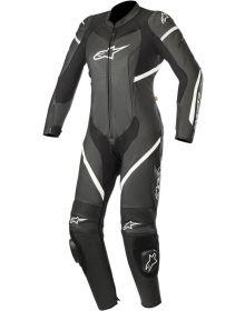Alpinestars Stella Kira Womens Leather Suit Black/White