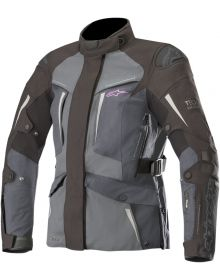 Alpinestars Stella Yaguara Womens Jacket Black/Dark Gray/Mid Gray