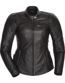 Cortech Bella Leather Womens  Jacket Black