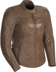 Cortech Bella Leather Womens Jacket Brown