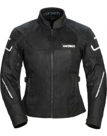 Cortech GX Sport Air 5 Womens Jacket Black