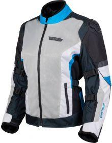 Cortech Hyper-Flo Air Womens Jacket Blue