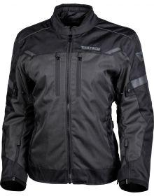 Cortech Aero-Tec Womens Jacket Black/Gun