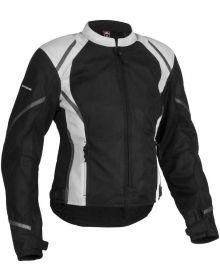 Firstgear Mesh-Tex Womens Jacket Black