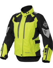 Firstgear 37.5 Kilimanjaro Textile Womens Jacket DayGlo/Black