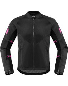 Icon Mesh AF Womens Jacket Black