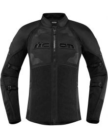 Icon Contra2 Womens Jacket Stealth Black
