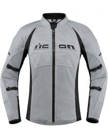 Icon Contra2 Womens Jacket Grey