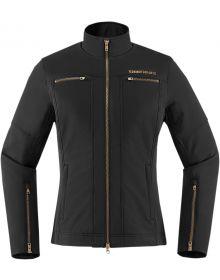 Icon Hella2 Womens Jacket Black