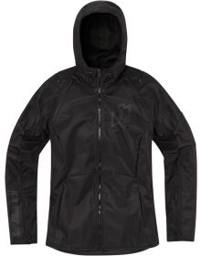 Icon Airform Womens Jacket Black