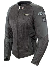 Joe Rocket Skyline 2.0 Womens Jacket Black/Black