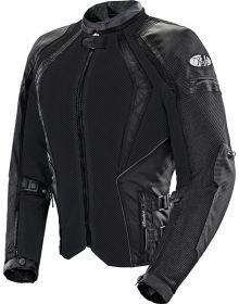 Joe Rocket Cleo Elite Mesh Womens Jacket Black