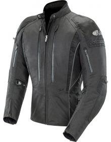 Joe Rocket Atomic 5.0 Womens Jacket Black/Black