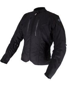Joe Rocket Atomic LTD Womens Jacket Black/Black