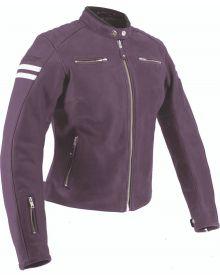 Joe Rocket Classic 92 Womens Jacket Sassafras/White