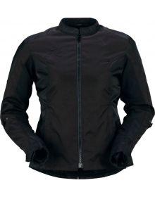 Z1R Zephyr Textile Womens Jacket Black