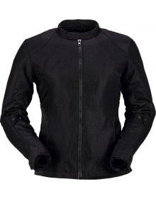 Z1R Gust Mesh Womens Jacket Black