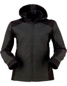 Z1R Battery Womens Jacket Black/Gray