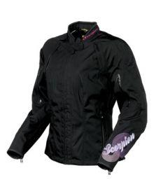 Scorpion Lilly Womens Jacket Black