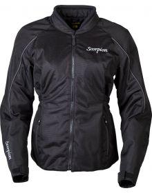 Scorpion Maia Womens Jacket Black