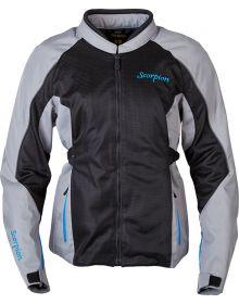 Scorpion Maia Womens Jacket Grey