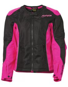 Scorpion Verano Womens Textile Jacket Pink