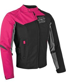 Speed and Strength Back Lash Womens Jacket Pink