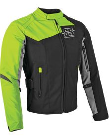 Speed and Strength Back Lash Womens Jacket Hi-Vis