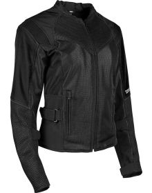Speed and Strength Sinfully Sweet Womens Mesh Jacket Black