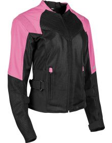 Speed and Strength Sinfully Sweet Womens Mesh Jacket Pink