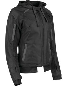 Speed and Strength Spell Bound Textile Jacket Black