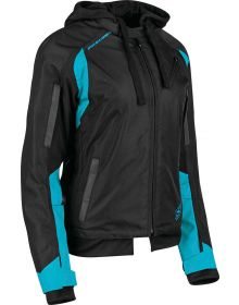 Speed and Strength Spell Bound Textile Jacket Black/Teal