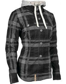 Speed and Strength True Romance Motoshirt Womens Jacket Black