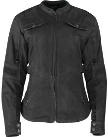 Speed and Strength Fast Times Womens Jacket Black