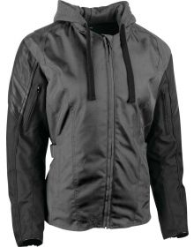 Speed and Strength Double Take 2.0 Womens Jacket Gray/Black