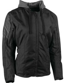 Speed and Strength Double Take 2.0 Womens Jacket Black/Black