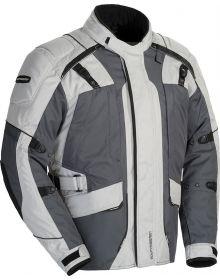 Tourmaster Transition 4 Womens Jacket Light Grey/Gunmetal