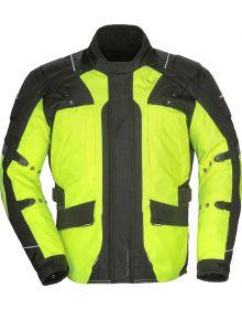 Tourmaster Transition 4 Womens Jacket Hi-Viz/Black