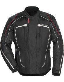 Tourmaster Advanced Womens Jacket Black/Black