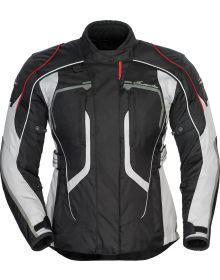 Tourmaster Advanced Womens Jacket Black/Grey