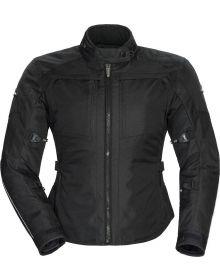 Tourmaster Pivot Touring Womens Jacket Black