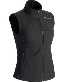 Tourmaster Synergy 7.4V Womens Vest Black