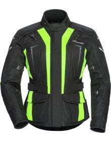 Tourmaster Transition 5 Womens Jacket Hi-Vis/Black