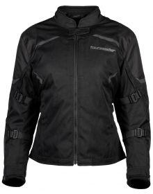 Tourmaster Intake Womens Jacket Black