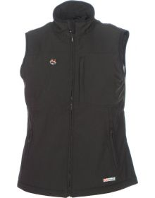 Mobile Warming Whitney Womens Heated Vest Black