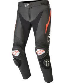 Alpinestars Track V2 Leather Pants Black/Red